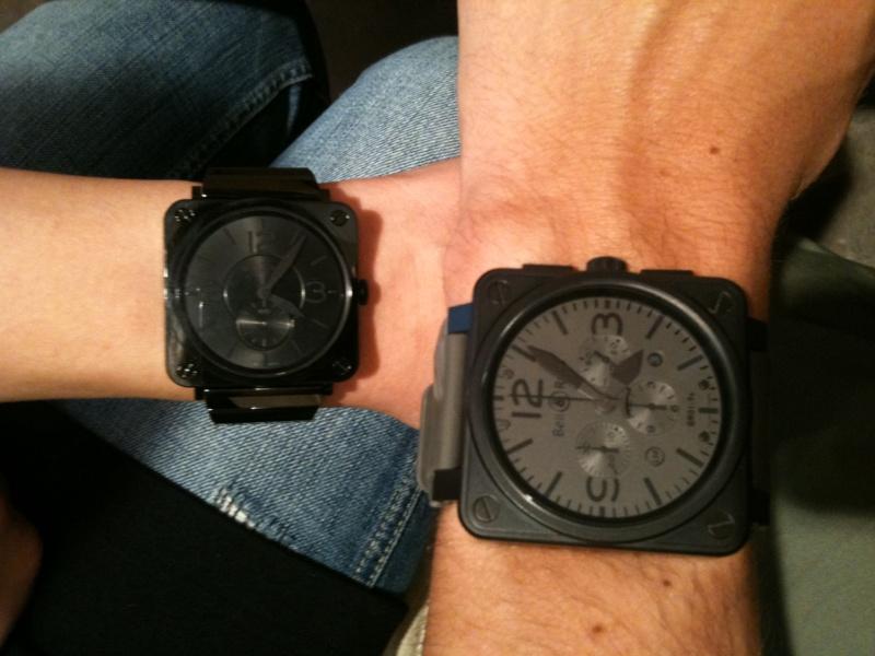 BRS, la montre ideale pour vos compagnes. Img_0210
