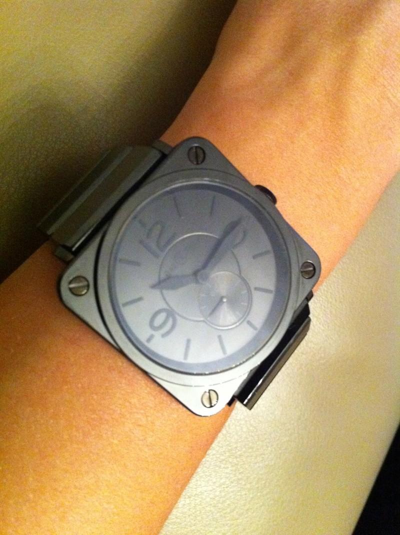 BRS, la montre ideale pour vos compagnes. Img_1212