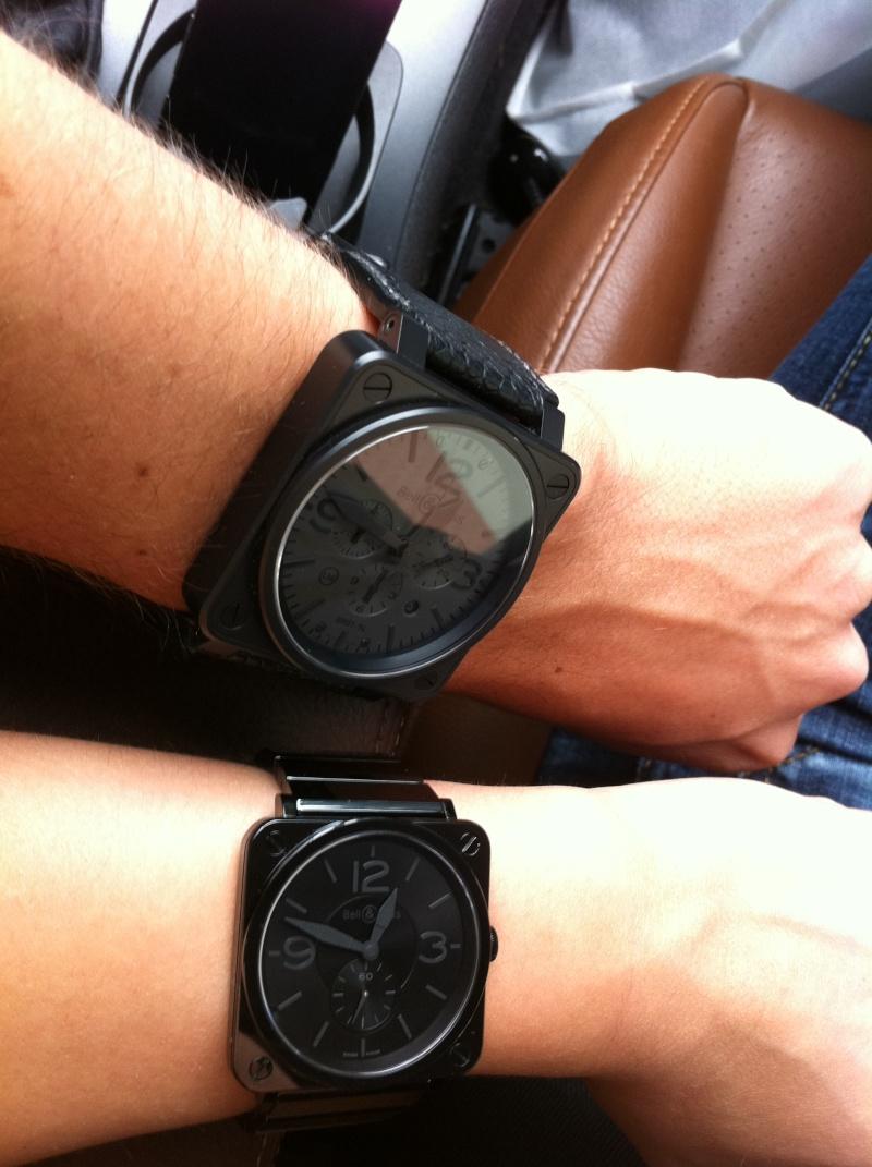 BRS, la montre ideale pour vos compagnes. Img_1213