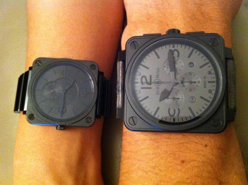 BRS, la montre ideale pour vos compagnes. Img_1214