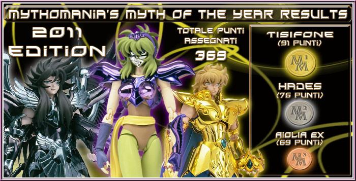 MYTH DELL'ANNO 2011 Podio-10