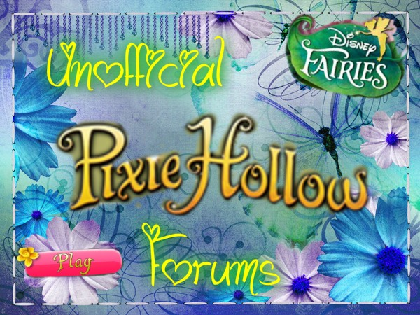 Unofficial Pixie Hollow Fansite