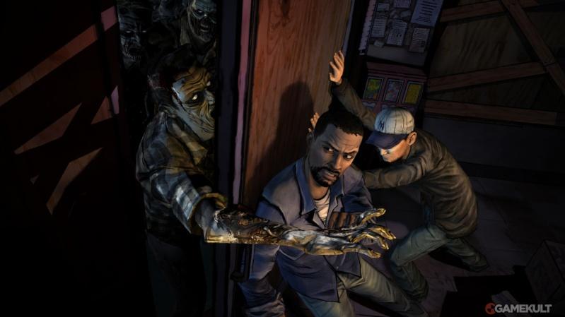 The Walking Dead : le jeu Zombie10