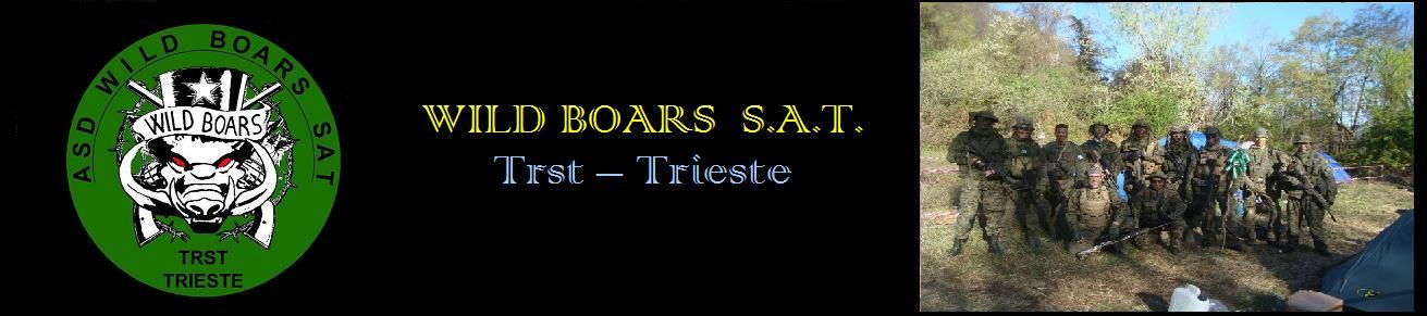 Wild Boars  S.A.T.