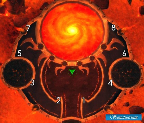Stratégie Ragnaros (10 joueurs) Ragnar16