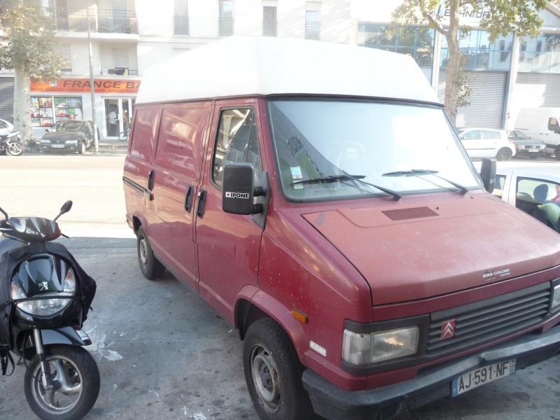 [ Vend ] Camionnette Citroen C25 D ... 2,5 L Diesel  P1010911