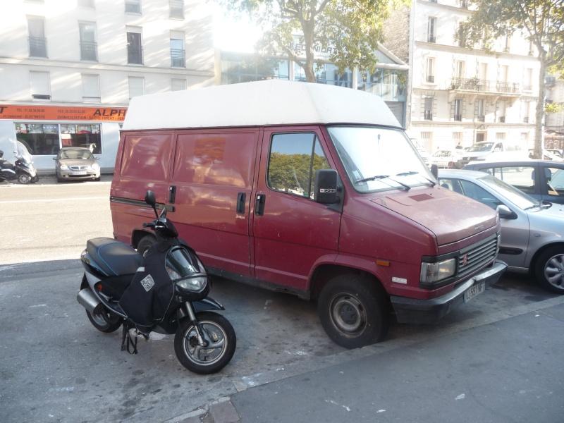 [ Vend ] Camionnette Citroen C25 D ... 2,5 L Diesel  P1010912