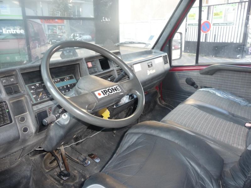 [ Vend ] Camionnette Citroen C25 D ... 2,5 L Diesel  P1010913