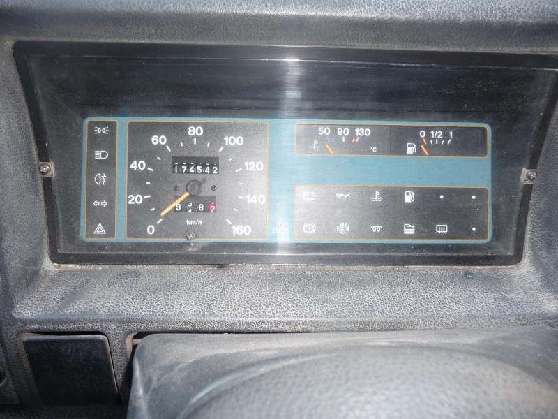 [ Vend ] Camionnette Citroen C25 D ... 2,5 L Diesel  P1010914
