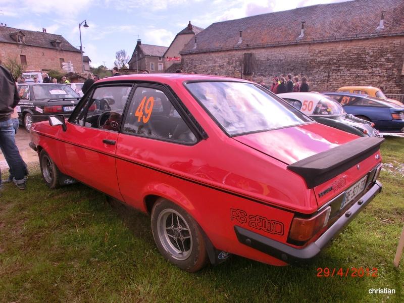 Seconde montée historique de l'Aveyron 2012 Cimg2019