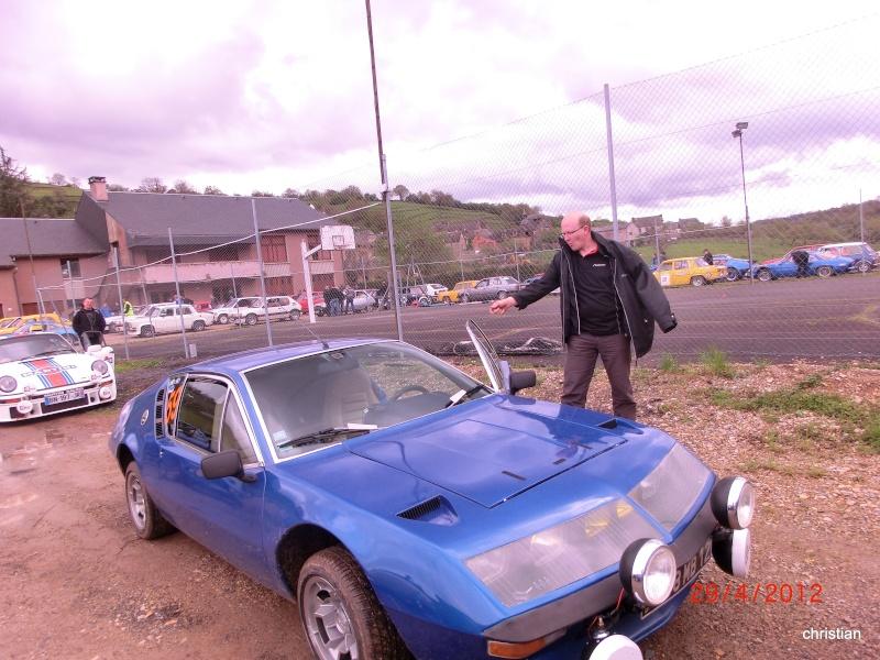Seconde montée historique de l'Aveyron 2012 Cimg2113