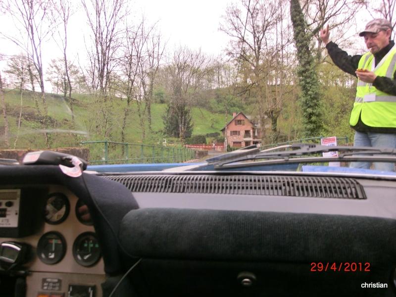 Seconde montée historique de l'Aveyron 2012 Cimg2114