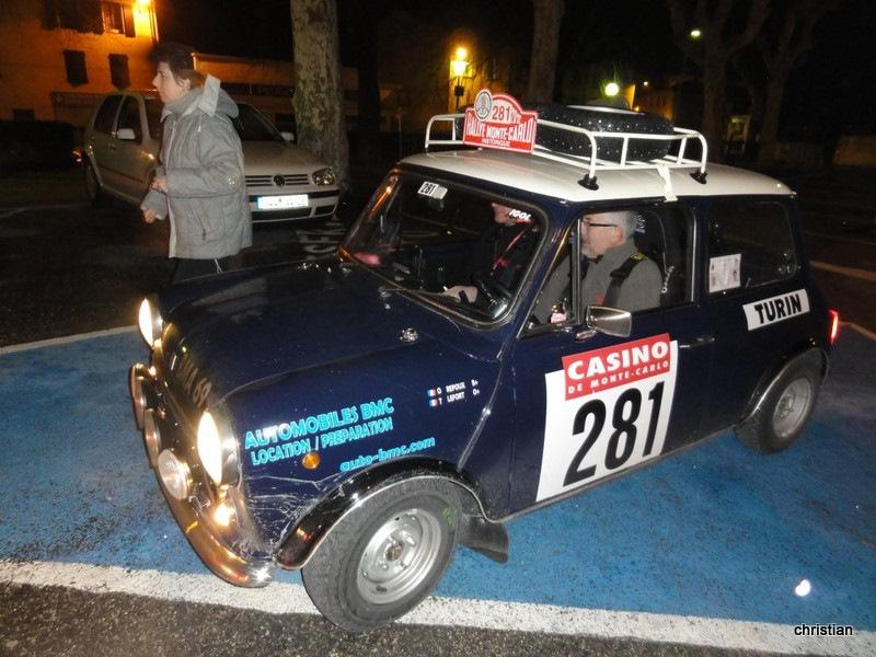 Rally monte carlo historique 2012 Turin110