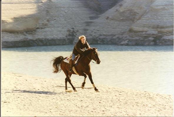 "Concours : ""cheval au galop"" GAGNANTE : TItâne Black10"
