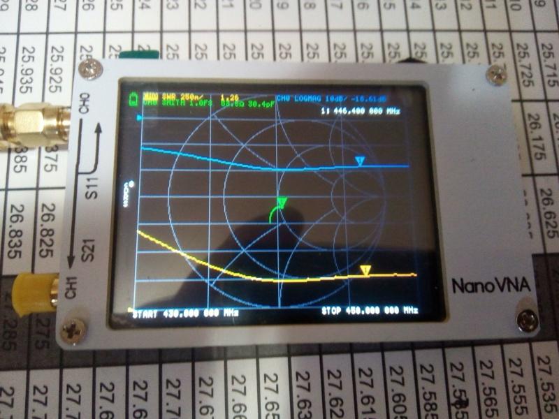 antenna - Ground Plane Antenna 446mhz 14981011