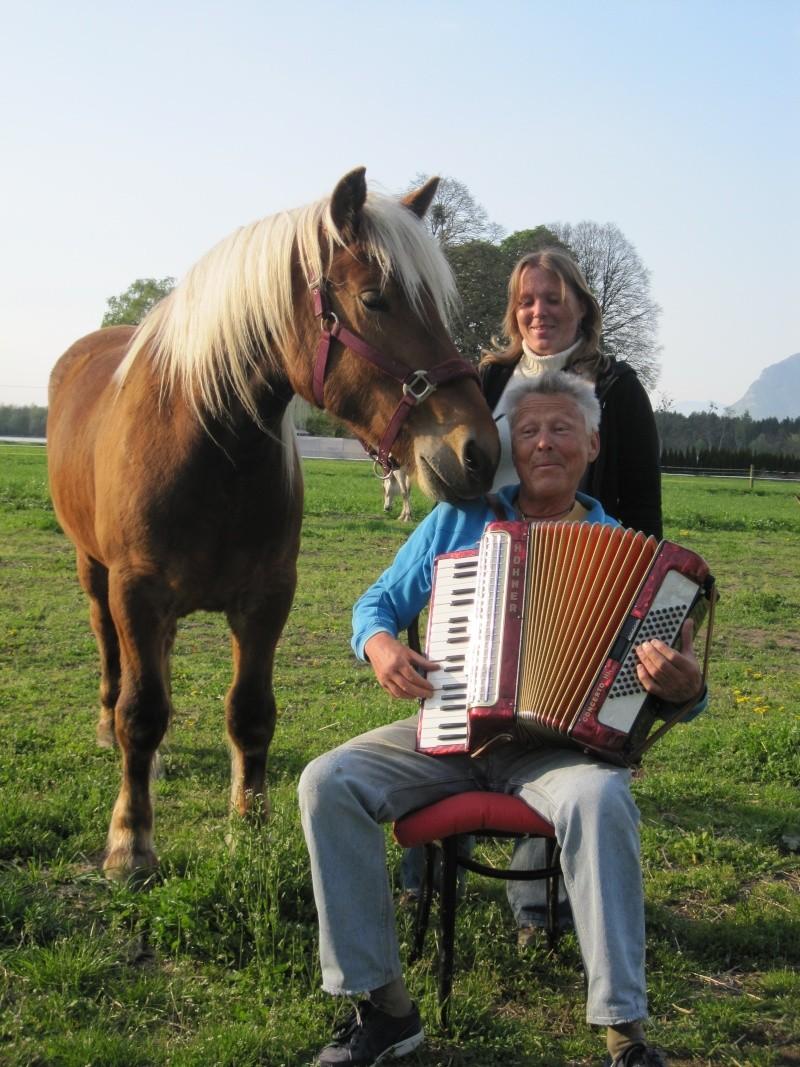 Thème de novembre: Le cheval et l'humain, en toute complicité - Page 4 Divers12