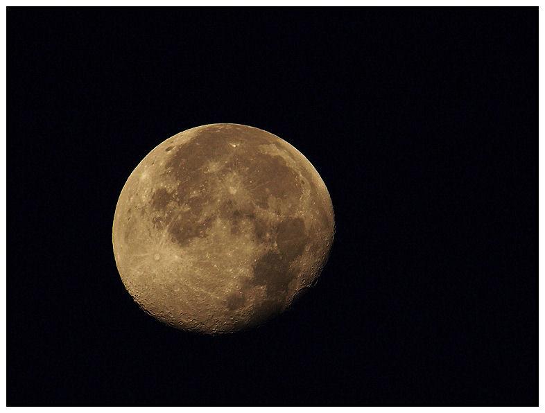 Lune de ce matin Moon10