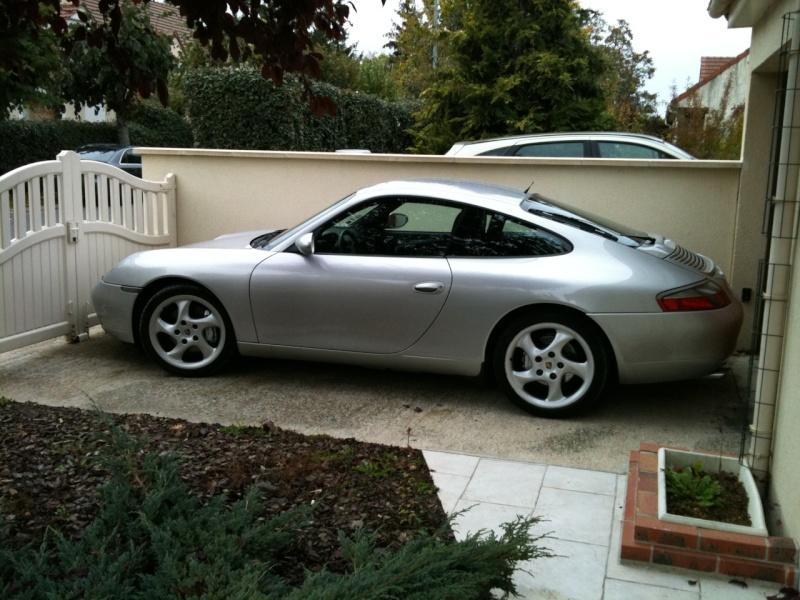 996 C4 Tiptronic 996c4111