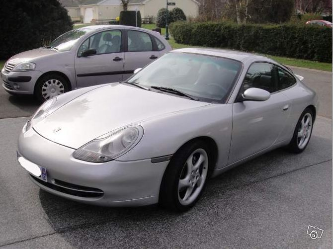 996 C4 Tiptronic Devant10