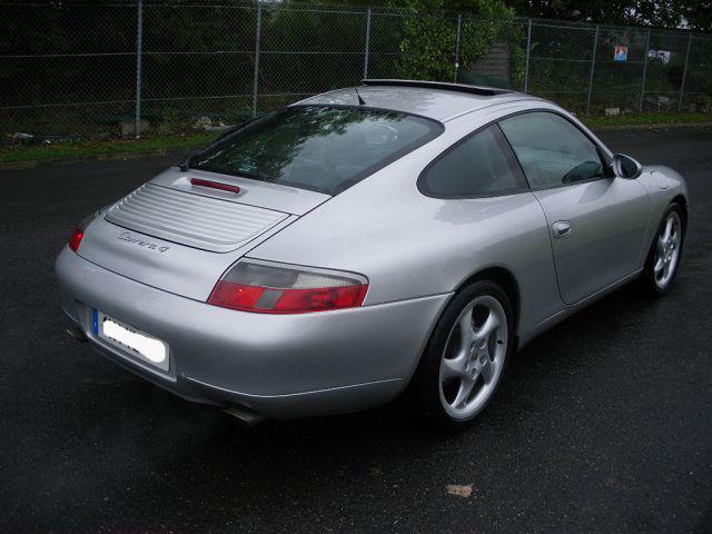 996 C4 Tiptronic E5764313