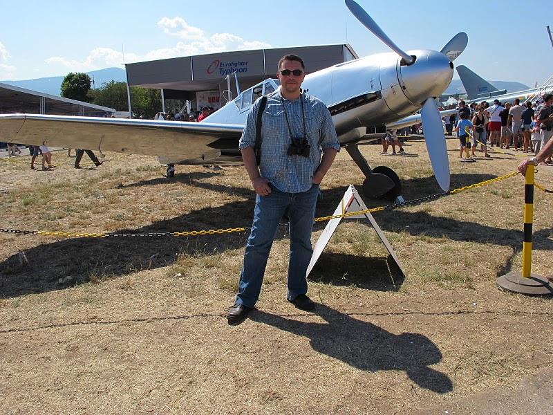 """Fête aerien - """"Ciel pour tous"""" 100 ans de l'aviation Bulgare (Plovdiv, Bulgatrie, (Samedi&Dimanche 3&4 Septembre 2011) Img_1410"""