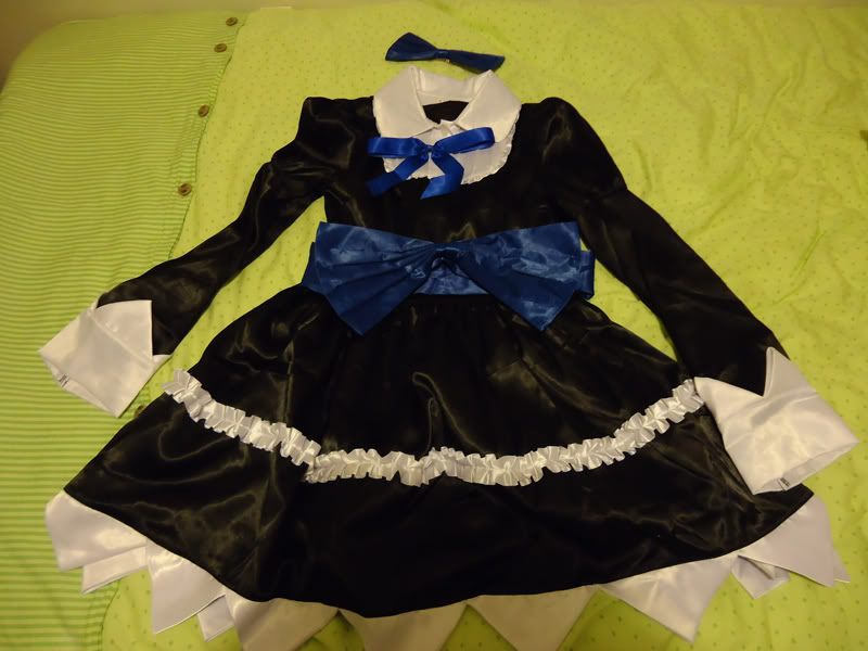 [seller]Stocking cosplay costume Dsc01510