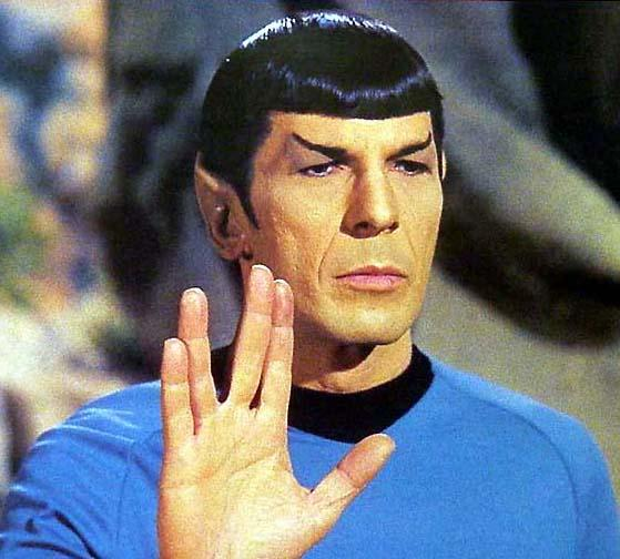 Century Gold. Spock10