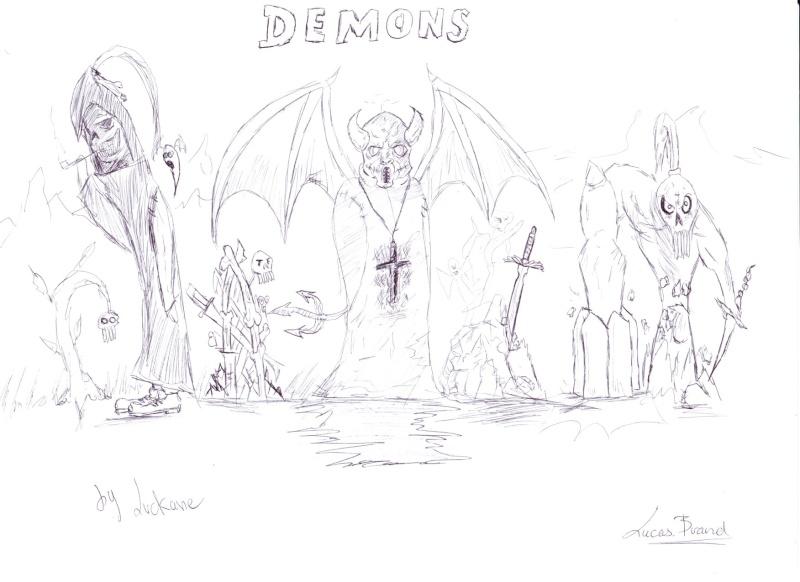 [Rubrique Dessins] - Page 2 Demons10