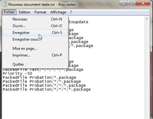 [Fiche] Créer un fichier Resource.cfg 312