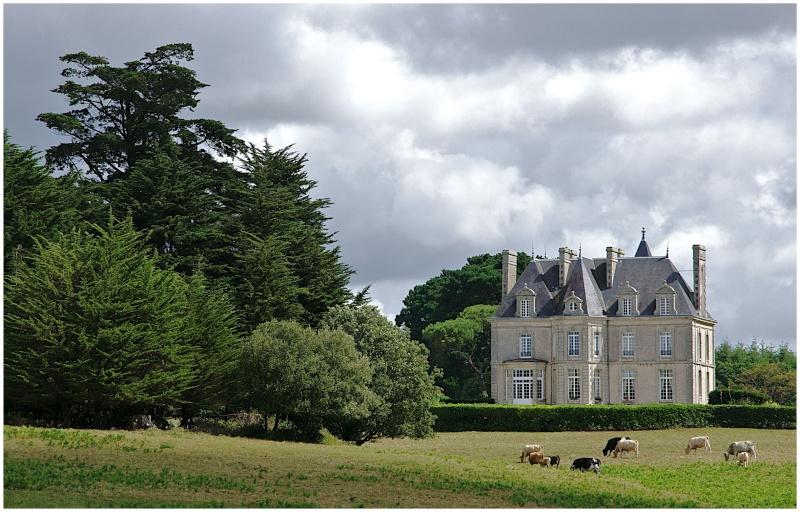 Châteaux & Manoirs autour de Quimper (+ 1  le 22/8) - Page 2 Dsc24810