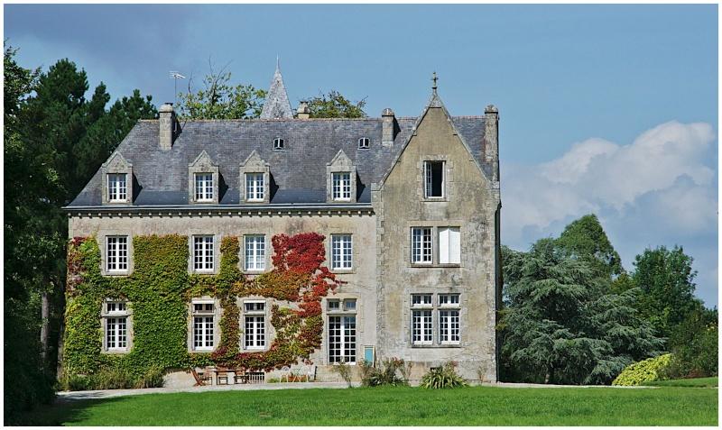 Châteaux & Manoirs autour de Quimper (+ 1  le 22/8) - Page 2 Dsc25610
