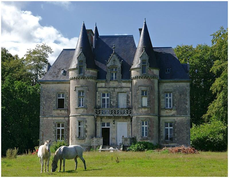 Châteaux & Manoirs autour de Quimper (+ 1  le 22/8) - Page 2 Dsc25710