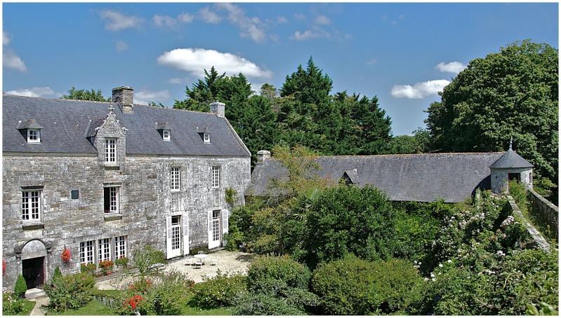 Châteaux & Manoirs autour de Quimper (+ 1  le 22/8) - Page 2 Dsc26510