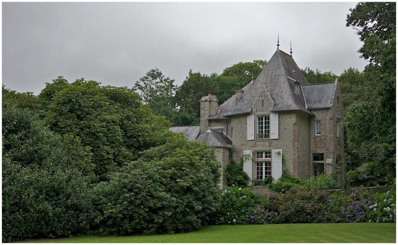 Châteaux & Manoirs autour de Quimper (+ 1  le 22/8) - Page 2 Dsc26910