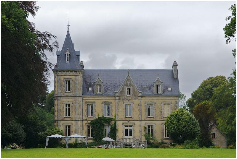 Châteaux & Manoirs autour de Quimper (+ 1  le 22/8) - Page 2 Dsc27010