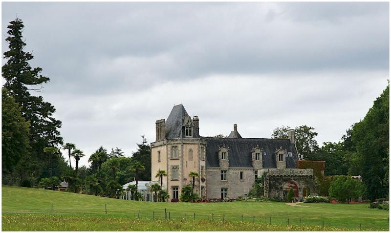 Châteaux & Manoirs autour de Quimper (+ 1  le 22/8) - Page 2 Dsc27310