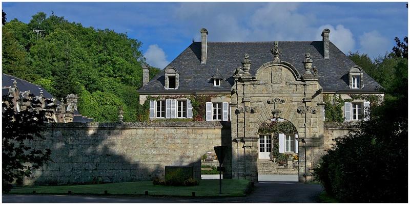Châteaux & Manoirs autour de Quimper (+ 1  le 22/8) - Page 2 Dsc27510