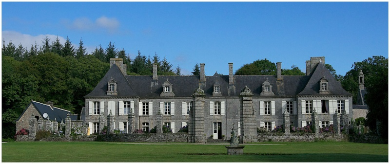 Châteaux & Manoirs autour de Quimper (+ 1  le 22/8) - Page 2 Dsc27610