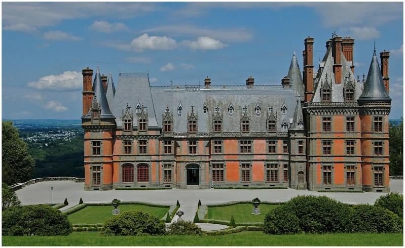Châteaux & Manoirs autour de Quimper (+ 1  le 22/8) - Page 2 Dsc28410