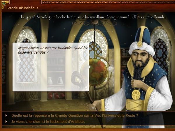 Expédition du Mistral vers Alexandrie - Oct. 1460] Journal de Bord du Cap'taine Oxalys Alxdr310