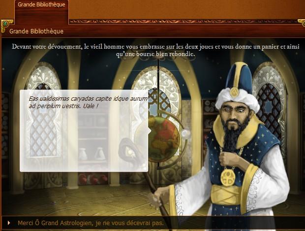 Expédition du Mistral vers Alexandrie - Oct. 1460] Journal de Bord du Cap'taine Oxalys Alxdr510