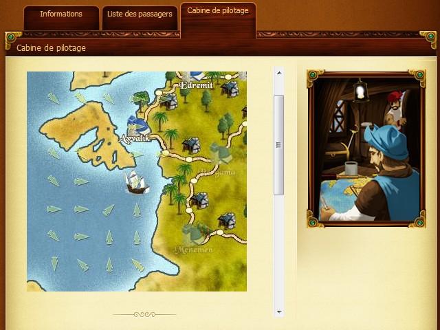 Expédition du Mistral vers Alexandrie - Oct. 1460] Journal de Bord du Cap'taine Oxalys Arrive10