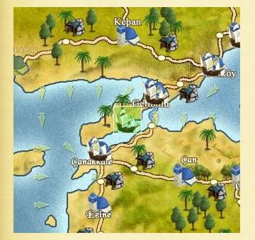 Expédition du Mistral vers Alexandrie - Oct. 1460] Journal de Bord du Cap'taine Oxalys Mistra10