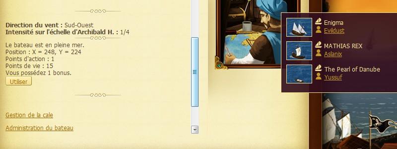 Expédition du Mistral vers Alexandrie - Oct. 1460] Journal de Bord du Cap'taine Oxalys Mistra11