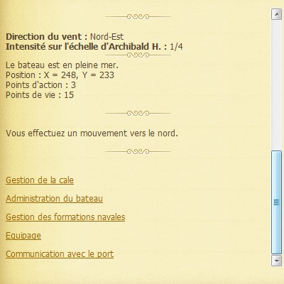 Expédition du Mistral vers Alexandrie - Oct. 1460] Journal de Bord du Cap'taine Oxalys Tbdb_m10