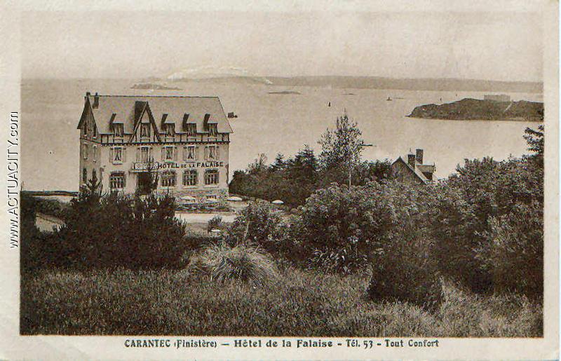 Hôtel à Roscoff Hotel_11