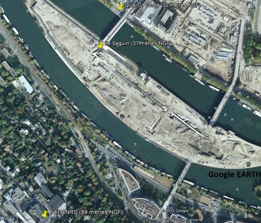 Aménagement de l'île Seguin - PLU - Page 5 Google10