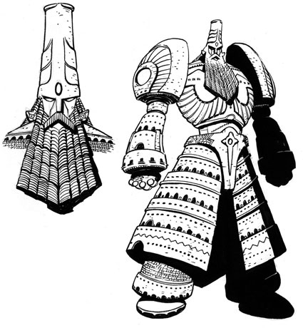 Hypérion, titan de l'Ordre Marduk10