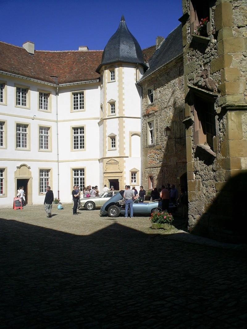 Réunion au château de SIXTE en Lorraine S4023311