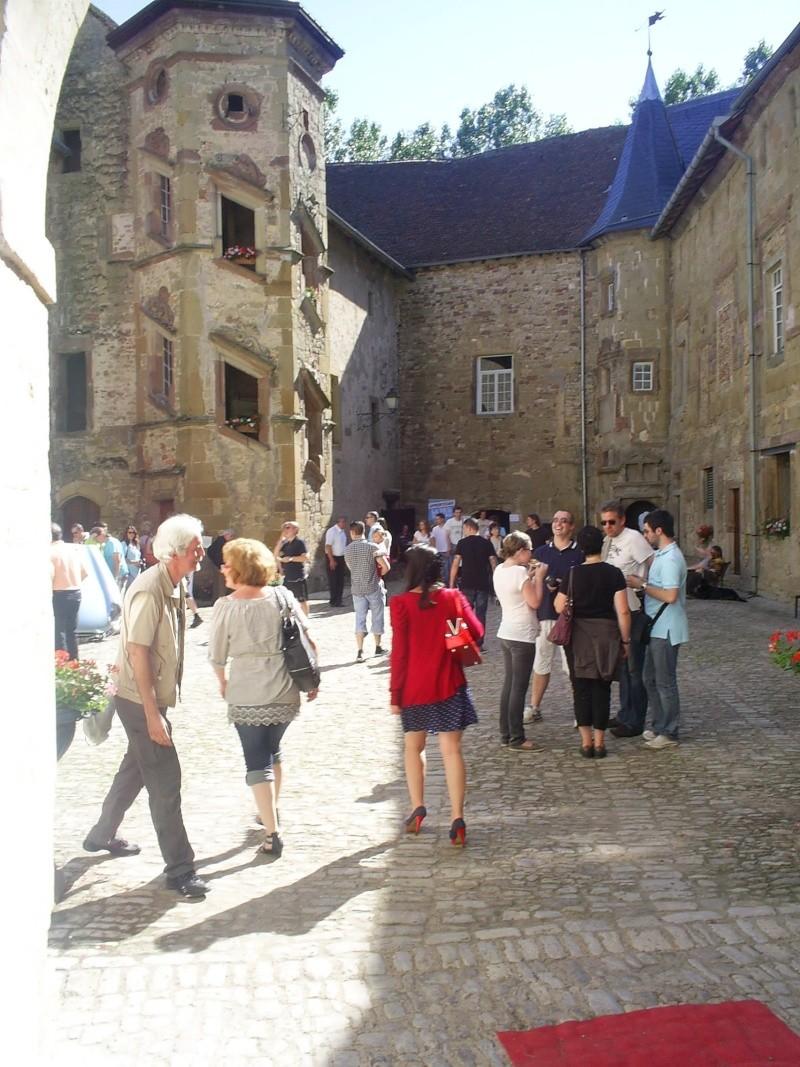 Réunion au château de SIXTE en Lorraine S4023323